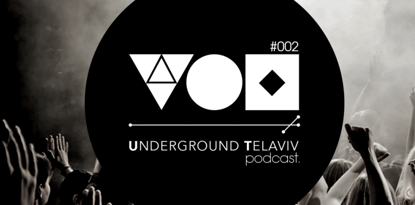 UTA Podcast 002: D33P & Ran Salman