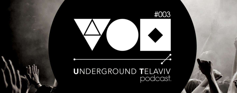 UTA Podcast 003: D33P & Ran Salman