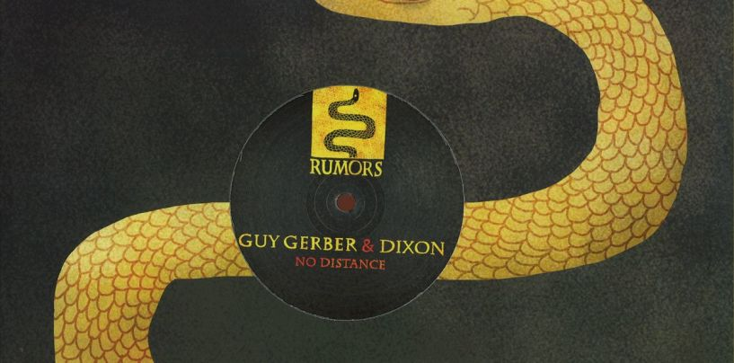 Guy Gerber & Dixon – No Distance (Inc. Lake People Remix) [No Distance]