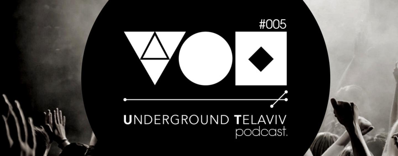 UTA Podcast 005: Ran Salman
