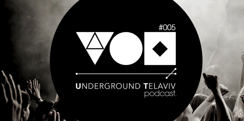 UTA Podcast 005: Ran Salman
