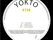 YOKTO – 'Two For Wood' [Compost Records]