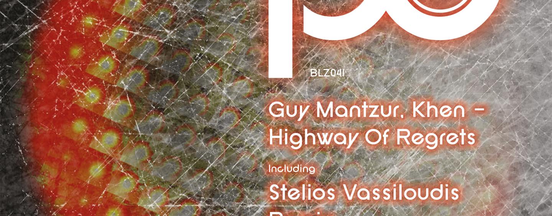 Highway of Regrets- Guy Mantzur & Khen [PlattenBank Records]