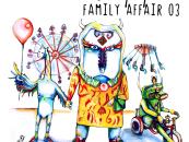 V.A. – Family Affair Vol.03 EP – [STEYOYOKE]