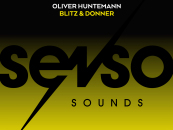 Donner, Blitz EP. Oliver Huntemann [Senso Sounds]