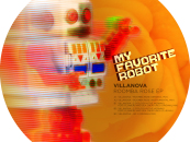 Villanova feat. Flowers & Sea Creatures – Roomba Rose E.P [My Favorite Robot Records]