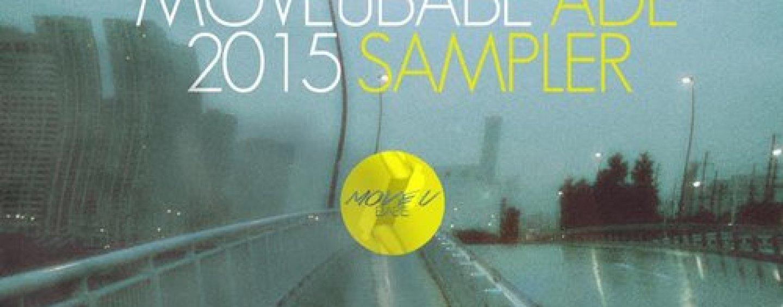 MUBADE15 – Various Artists  [ Moveubabe Records Amsterdam 2015 Sampler]