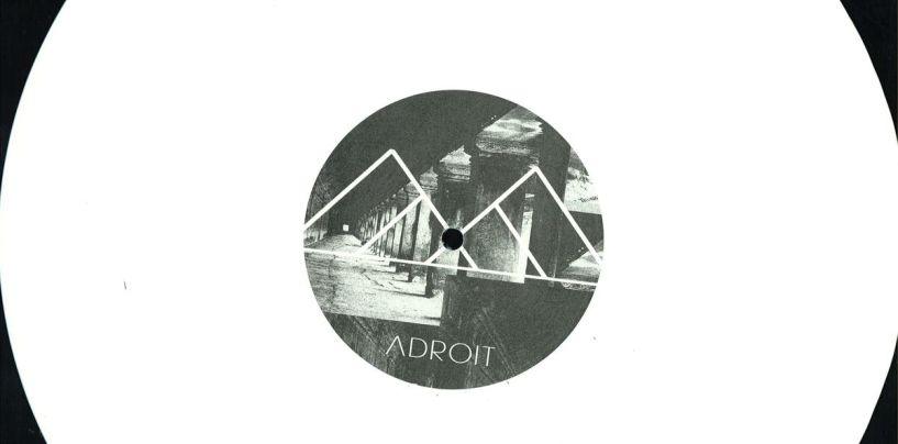 Symetric EP (Incl. Isolated Lines Remix) [Adroit Records]