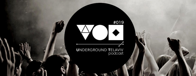 UTA Podcast 019: Golan Zocher [Underground Bloom Records]