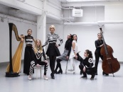 KATE SIMKO & LONDON  ELECTRONIC ORCHESTRA  – TILTED