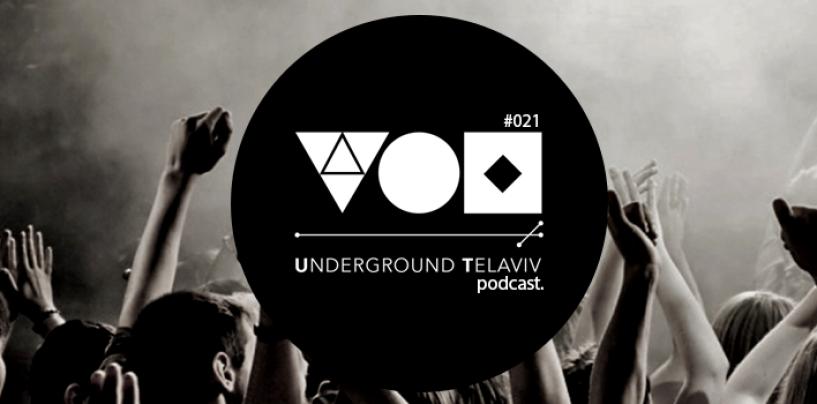 UTA Podcast 021: Lorenzo Dada [Culprit]