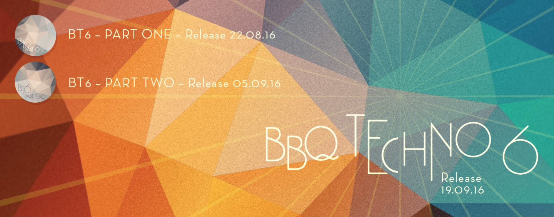 V.A – BBQ Techno 6 Part 1 [Connaisseur Recordings]