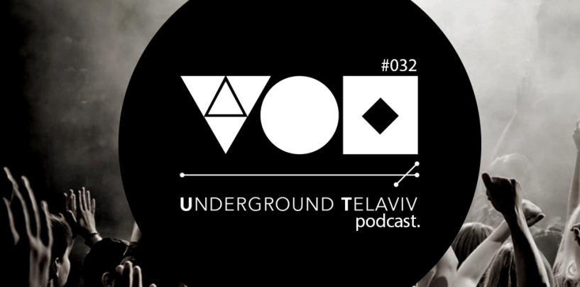UTA PodCast 032 – Echonomist [Upon You Records]