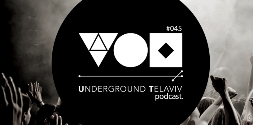 UTA PODCAST #045 – Art In Motion [Plano B Records]