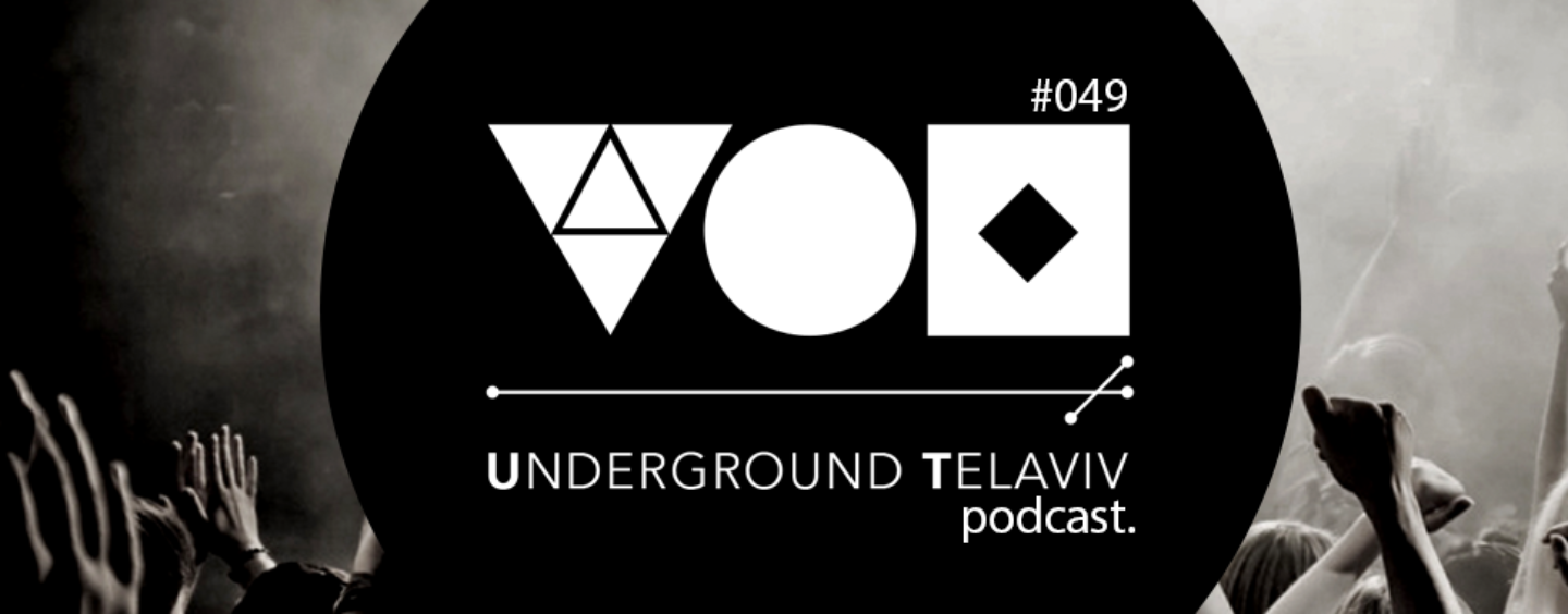 UTA PodCast 049: Luke Garcia B2B The Oth3r [MoBlack]