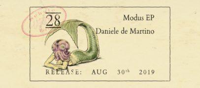 UTA Premiere: Daniele Di Martino – Modus EP