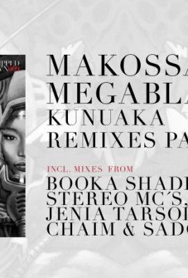 Premiere: Makossa & Megablast – Kunuaka (Jenia Tarsol, Chaim, Sado V Remix) [Stripped Down Records]