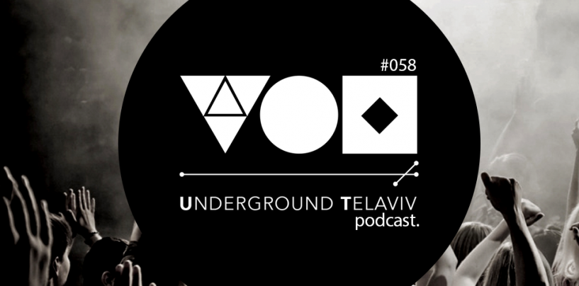 UTA Podcast 058 – Solique [ISOLATE/MoBlack]