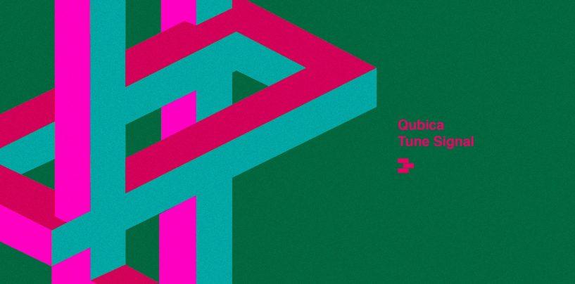 Premiere: Qubica – Traxis [Engrave LTD]