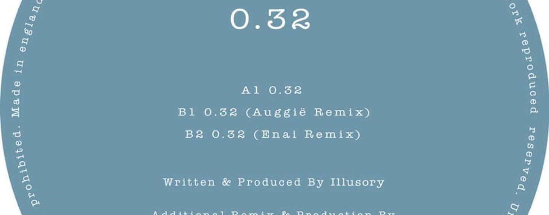 Premiere: Illusory – 0.32 (Auggië Remix) [Dilate Records]