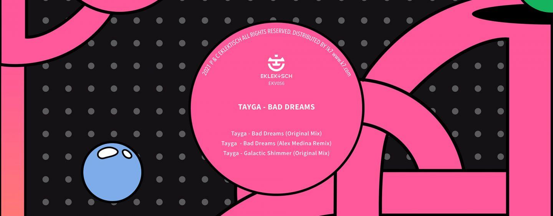 Premiere: Tayga – Bad Dreams [Eklektisch]