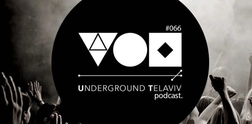Underground Tel Aviv Podcast #066 – Miguel Payda [Metrica]