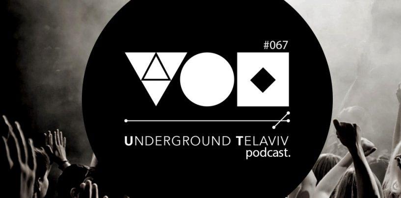 Underground Tel Aviv Podcast #067 – Adrian Roman