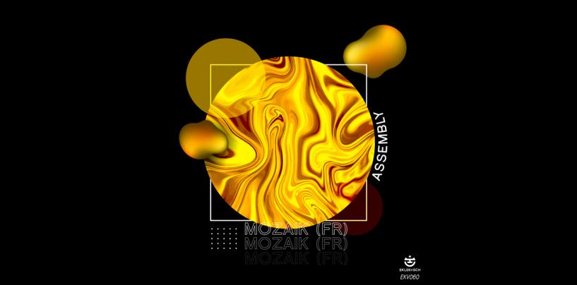 Premiere: Mozaik (FR) – Movement (Original Mix) [Eklektisch]