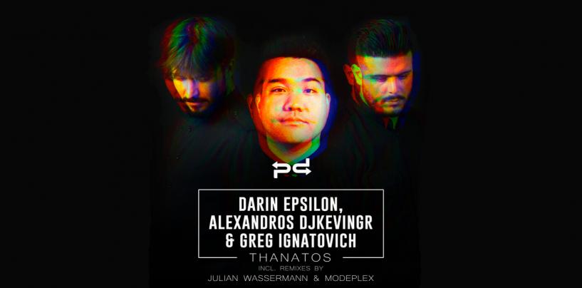 Premiere: Darin Epsilon, Alexandros Djkevingr & Greg Ignatovich – Thanatos (Modeplex Remix)