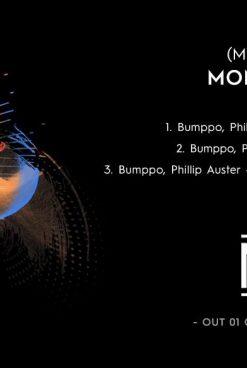 Premiere: Bumppo & Phillip Auster – Monstera [Métrica]